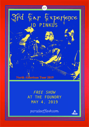 [FREE SHOW] 3rd Ear Experience • JD Pinkus