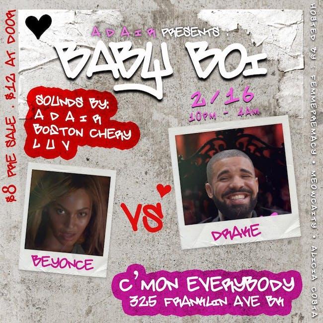 Baby Boi: Beyonce vs Drake