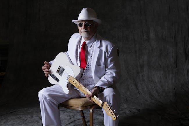 Gary Nicholson & the Whitey Johnson Band