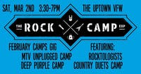 The Rock Camp Experience - February Camps Gig