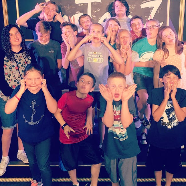 Youth & Teen Improv Class