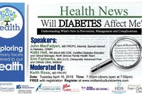 Our Health: Diabetes