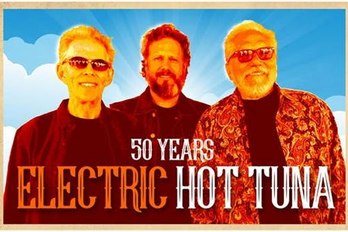 Hot Tuna Electric