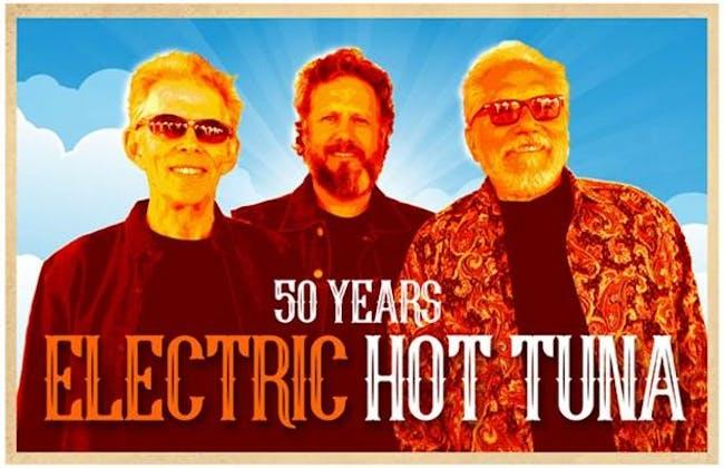 Hot Tuna Electric