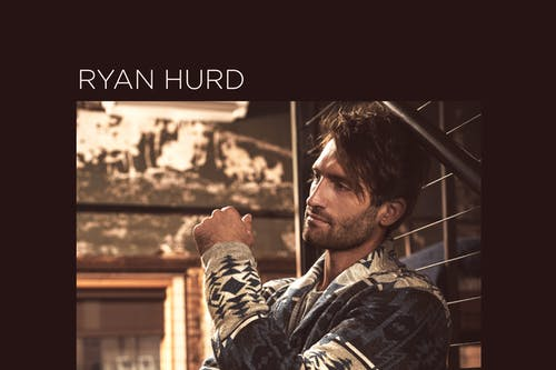 RYAN HURD ( To A Tour)with special guest Robert Counts