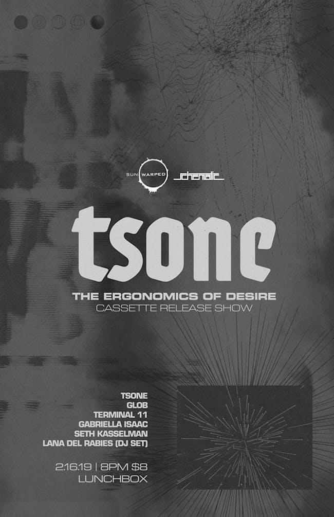 Sunwarped 12: Tsone Cassette Release