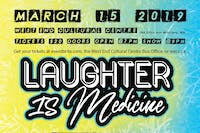 Red Rising Magazine Presents: Laughter is Medicine