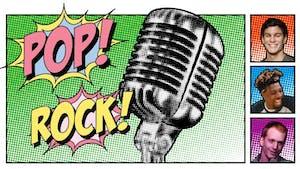 Pop Rock! Comedy Fun Fest