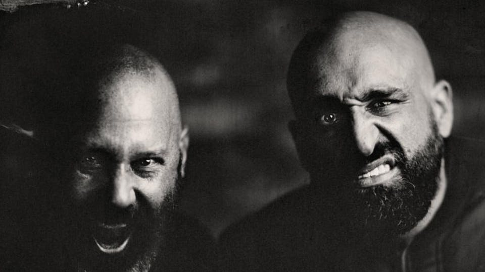 Epic Beard Men (Sage Francis & B. Dolan)