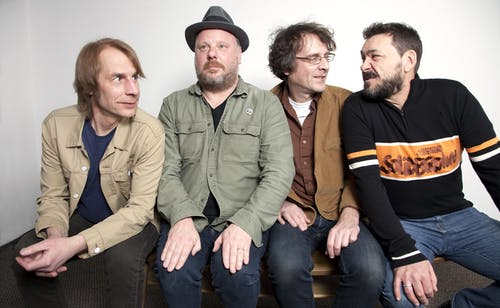 Mudhoney, Kid Congo & the Pink Monkey Birds