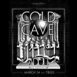 NSFWKnd: Cold Cave • ADULT. • VOWWS