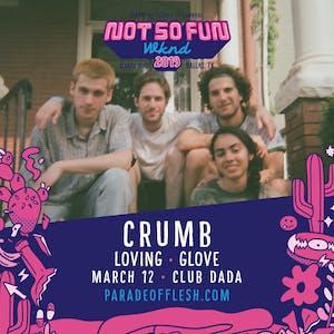 NSFWknd: Crumb • Loving • Glove • McKinley Dixon