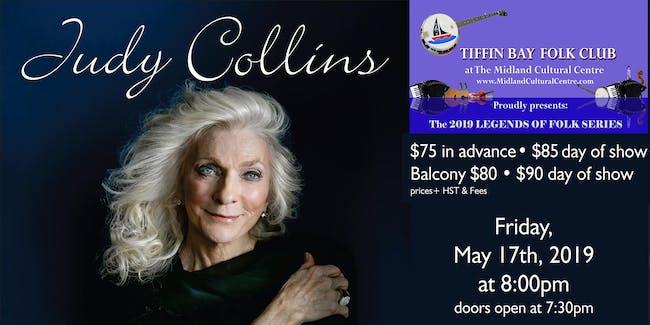Legends of Folk: Judy Collins