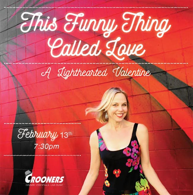 This Funny Thing Called Love - Connie Evingson