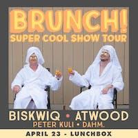 Biskwiq // Atwood // Peter Kuli // Dahm.
