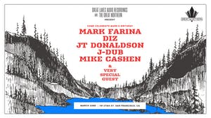Mark Farina 50th Birthday