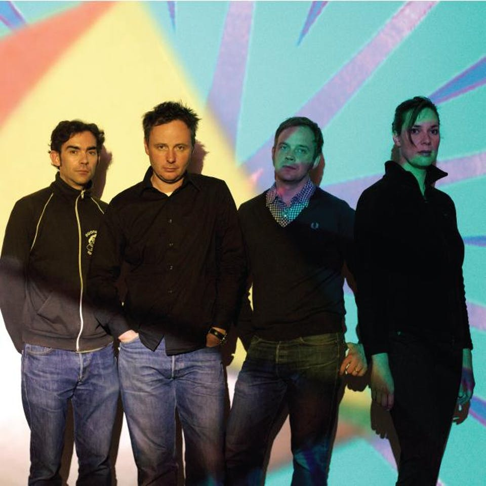 Stereolab - SOLD OUT @ Mohawk