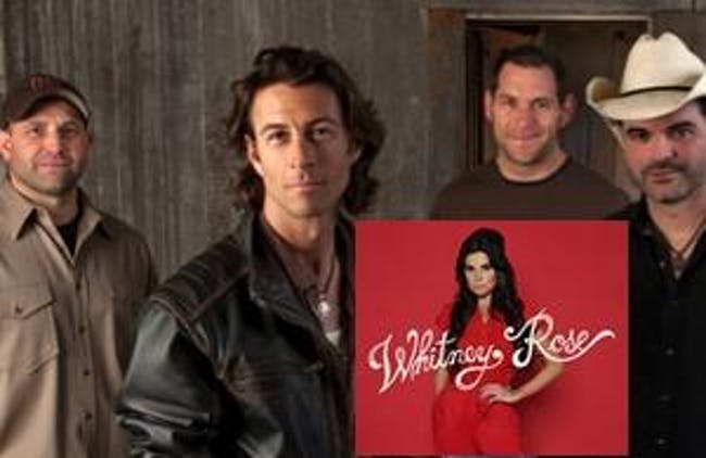 Roger Clyne & The Peacemakers with Whitney Rose &  Ryan Hamilton