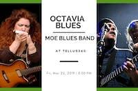 Octavia Blues // MOE Blues Band