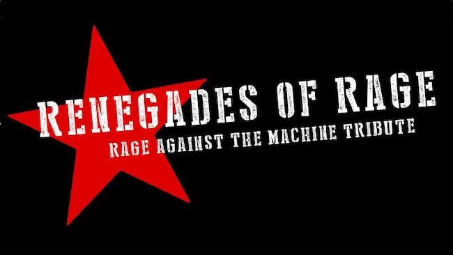 Renegades of Rage - RATM Tribute