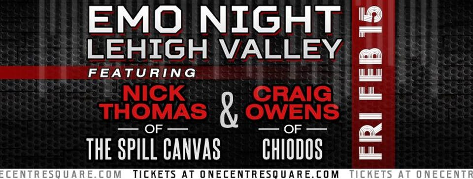 Emo Night ft. Craig Owens and Nick Thomas