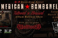 American Bombshell Album Release