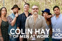 Colin Hay (of Men at Work)