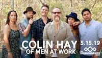Colin Hay (of Men at Work)