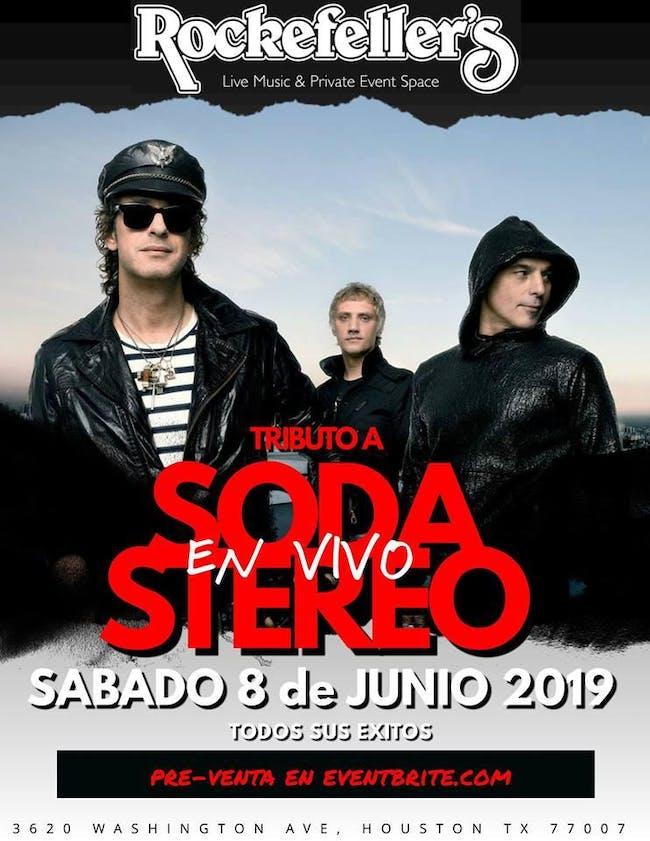 Lo Mejor de la Musica de Soda Stereo en Vivo