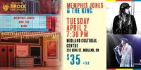 Memphis Jones and The King