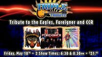 Triple Tribute Concert - First Showing