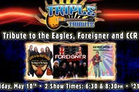 Triple Tribute Concert - Second Showing