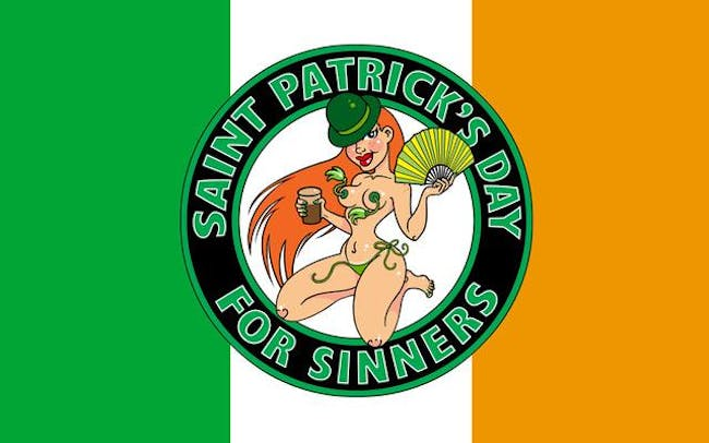 Nasty Canasta's St Patrick's Day for Sinners