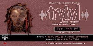 TRYBVL - DanceAfrica
