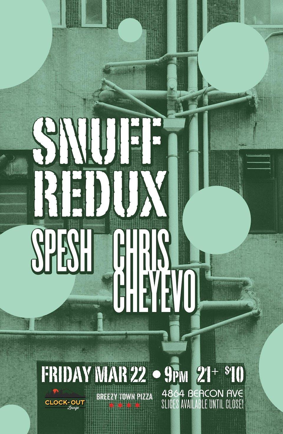 Snuff Redux
