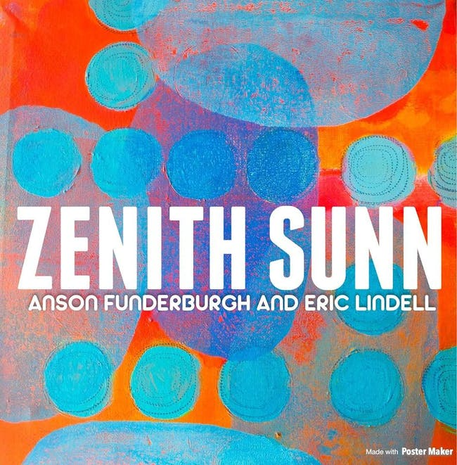 Cancelled Anson Funderburgh & Eric Lindell