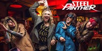 STEEL PANTHER Sunset Strip Live Canada Tour 2019 w/ special guests Striker!