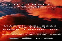 "Luttrell ""Into Clouds"" North American Tour"