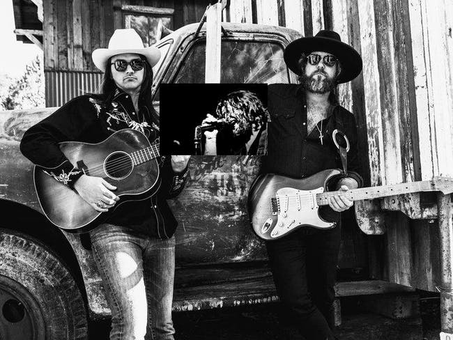 Allman Betts Band with Special Guest JD Simo IN THE GARAGE
