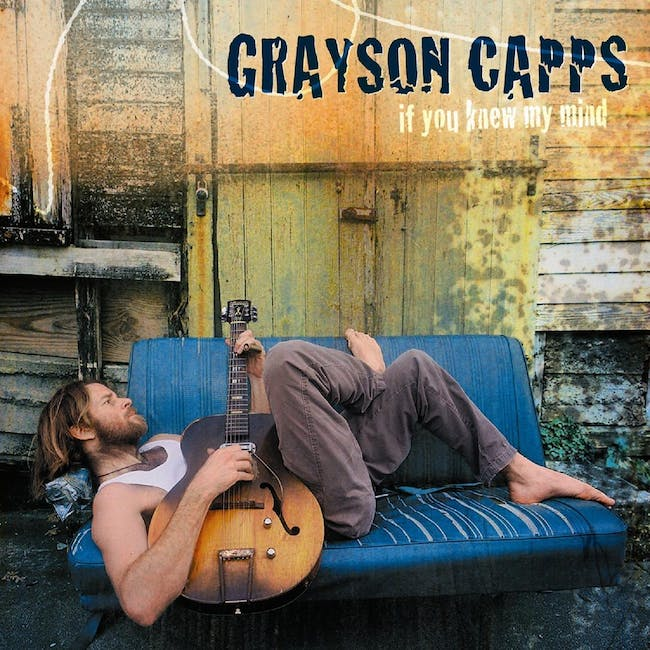 Grayson Capps in the Gospel Lounge