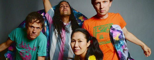Deerhoof // Palm