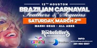12th ANNUAL HOUSTON BRAZILIAN CARNAVAL