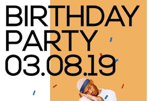 Meech's Birthday Bash