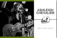 Ashleigh Chevalier
