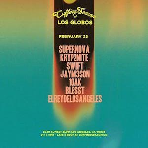 Cuffing Season LA 2/23 feat. DJ Supernova + Surprise Special Guests!