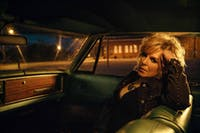 Lucinda Williams and her band Buick 6 at Ridglea Theater