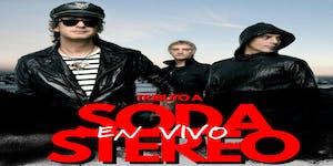 The Glass Tributo A Soda Stereo en VIVO