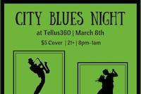 City Blues Night