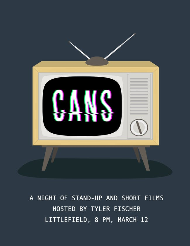Cans: A Comedy Show