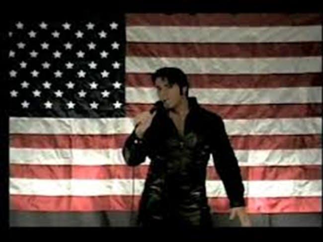 Private Jeff Bergen's Elvis Show Private